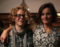 Hannah und Nina © die Buchkönigin