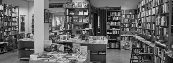 so schaut's Innen aus © Buchladen Osterstraße